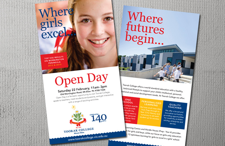 Open Day DL Fliers